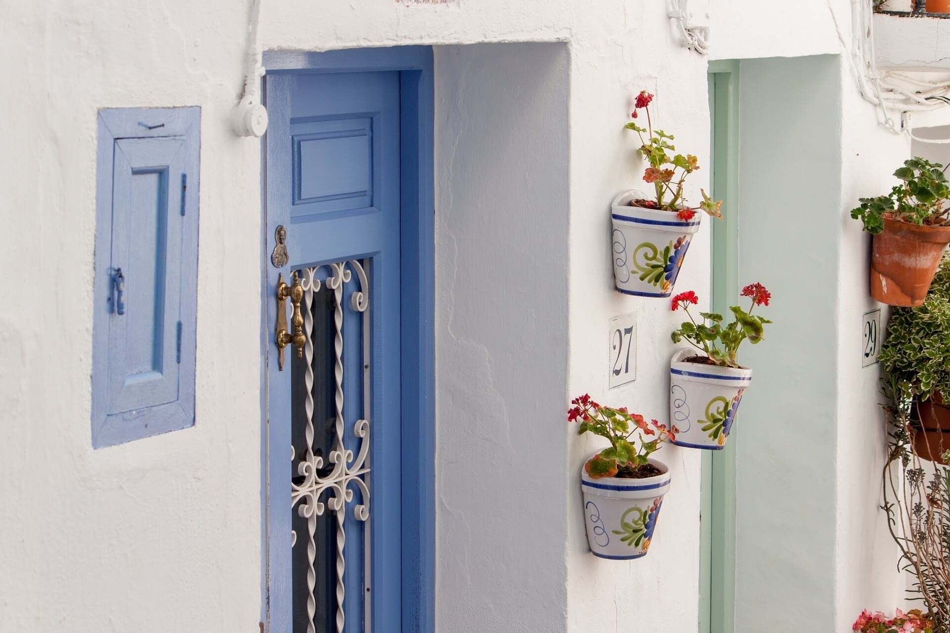 A day out in Frigiliana Andalucia