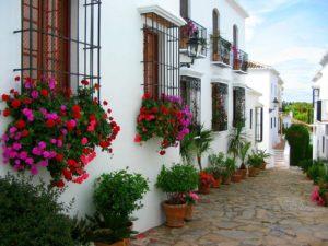 Marbella, pueblo blanco, Spain, Malaga, Andalucia